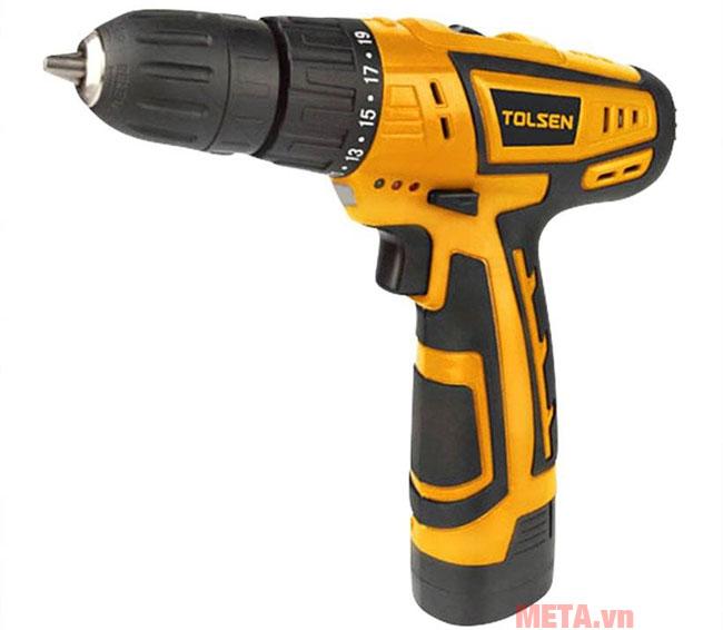Máy khoan vặn vít dùng pin Tolsen 79013