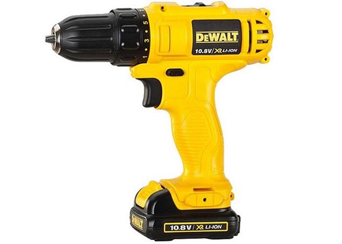 Máy khoan vặn vít pin Dewalt DCD700C2A