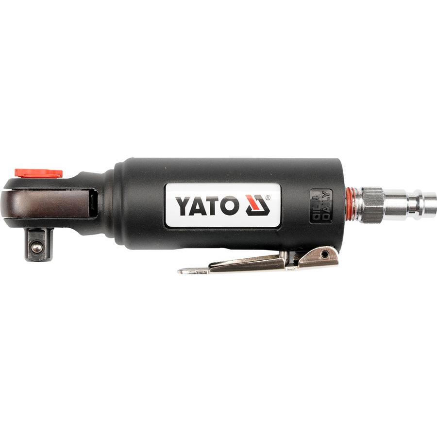 """Súng vặn ốc tay ngang khí nén 3/8"""" Yato YT-0983 34Nm"""