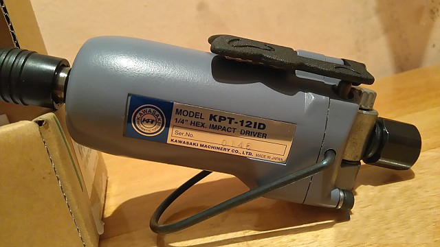 Máy vặn vít Kawasaki KPT-12ID
