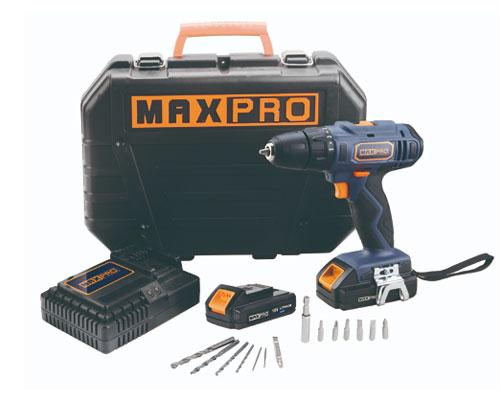 Máy khoan pin Maxpro MPCD18VDQFLi/2 18V