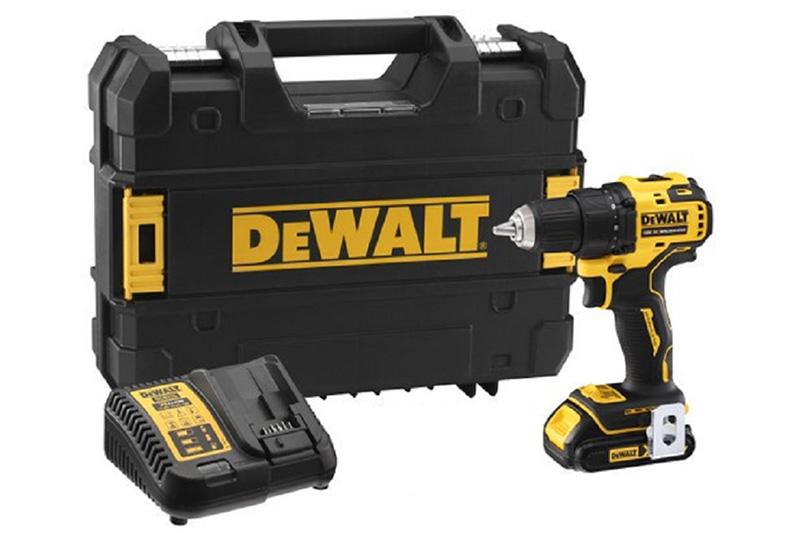 Máy khoan vặn vít dùng pin DeWalt DCD708P1