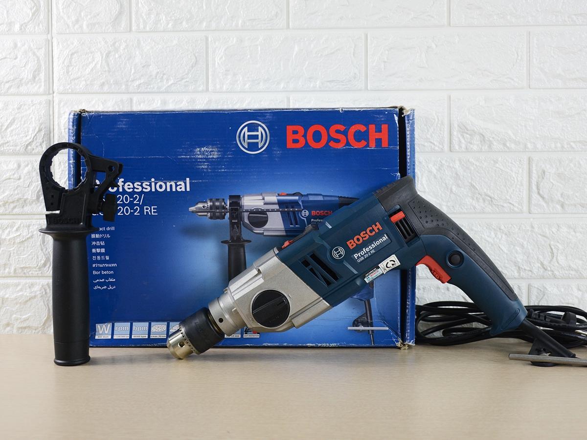 Máy khoan động lực Bosch GSB 20-2 RE