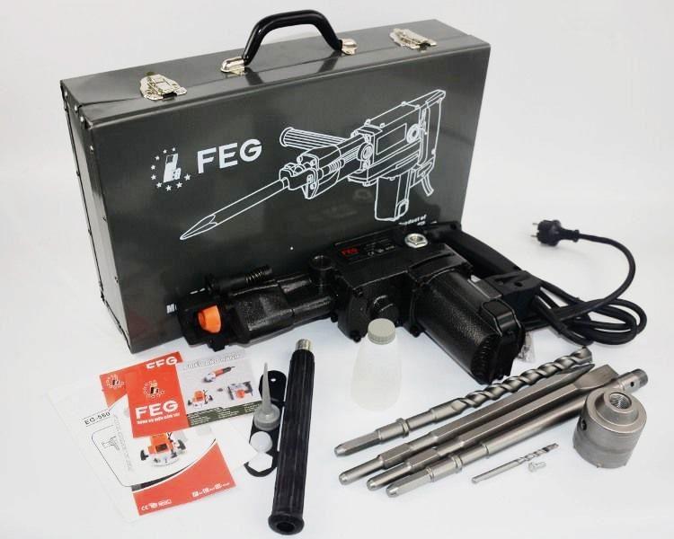 Máy khoan bê tông FEG 38mm EG-580