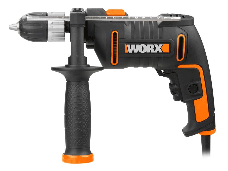 Máy khoan động lực 600W 13mm Worx Orange WX317