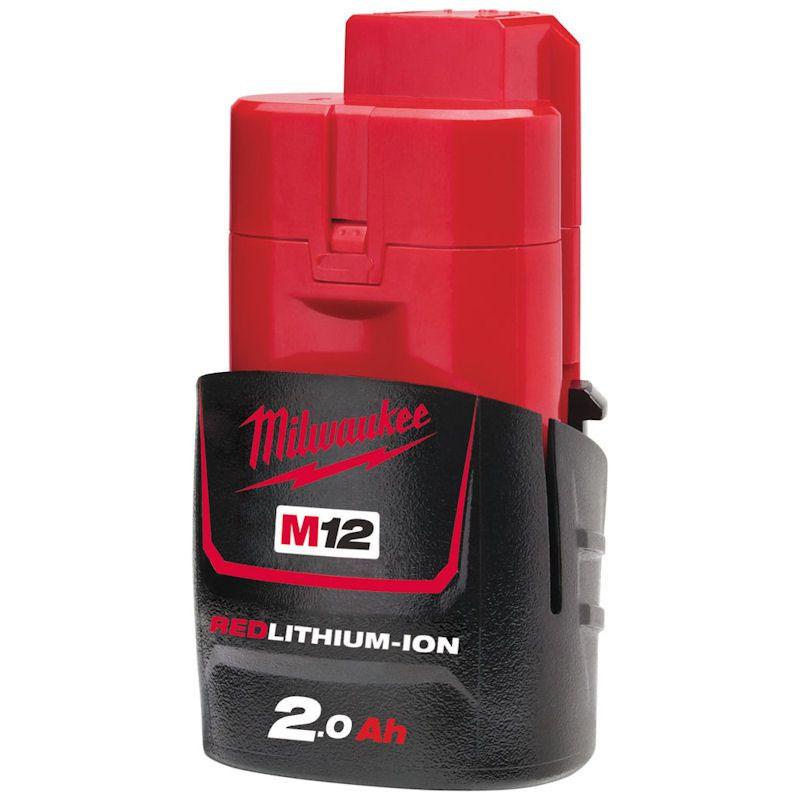 Pin 12V 2.0Ah Milwaukee M12B2