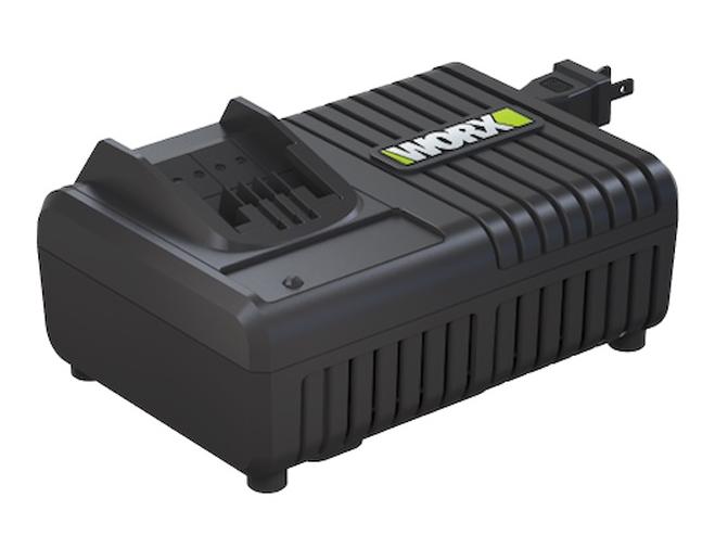 Bộ sạc 6A cho pin 20V Worx Green WA3922