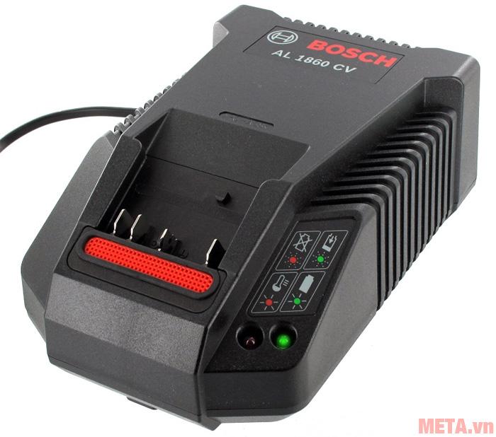 Sạc pin Bosch 18V AL1860 (Bộ nạp 2607225323)