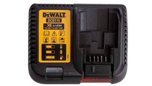 Bộ sạc Dewalt DCB115-KR