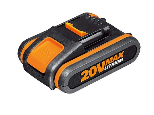 Pin Lithium 2.0Ah Worx Orange WA3551