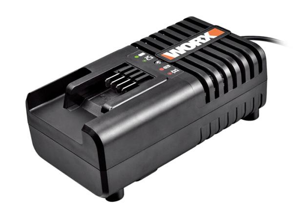 Bộ sạc 20V Worx Orange WA3860 (WA3880)