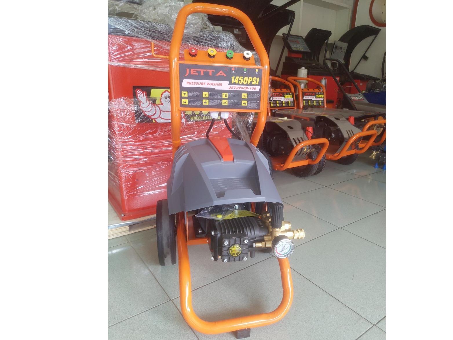 Máy rửa xe cao áp Jetta JET2200P (JET2250P) 2.2kw