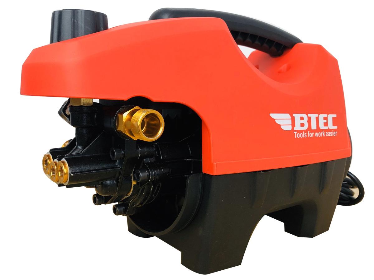 Máy rửa xe BTEC BT1400E (có chỉnh áp)