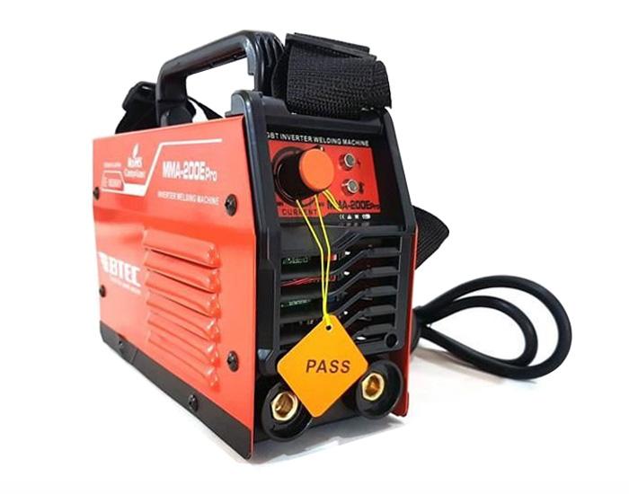 Máy hàn que điện tử mini Btec MMA 200E Pro