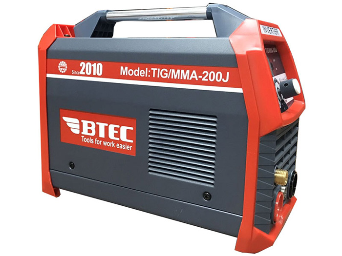 Máy hàn Tig, que BTEC TIG/MMA-200J