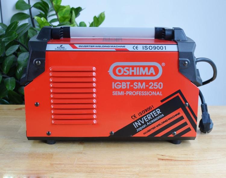 Máy hàn Oshima IGBT SM-250