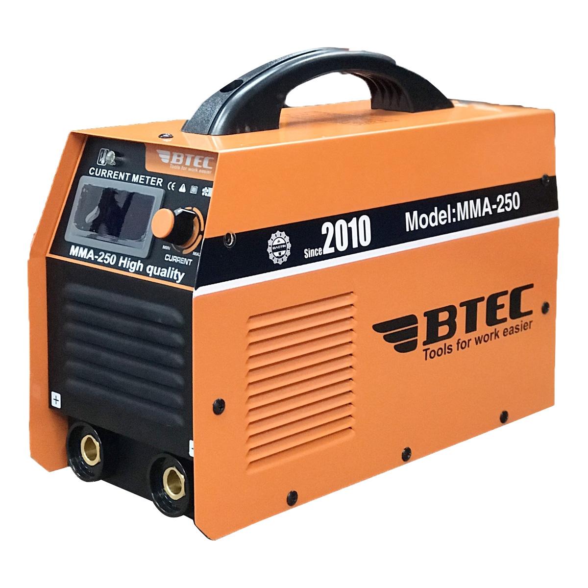 Máy hàn điện tử BTEC MMA-250 (New)