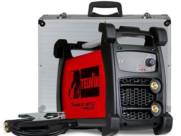 Máy hàn que Telwin Technology 186 XT MPGE