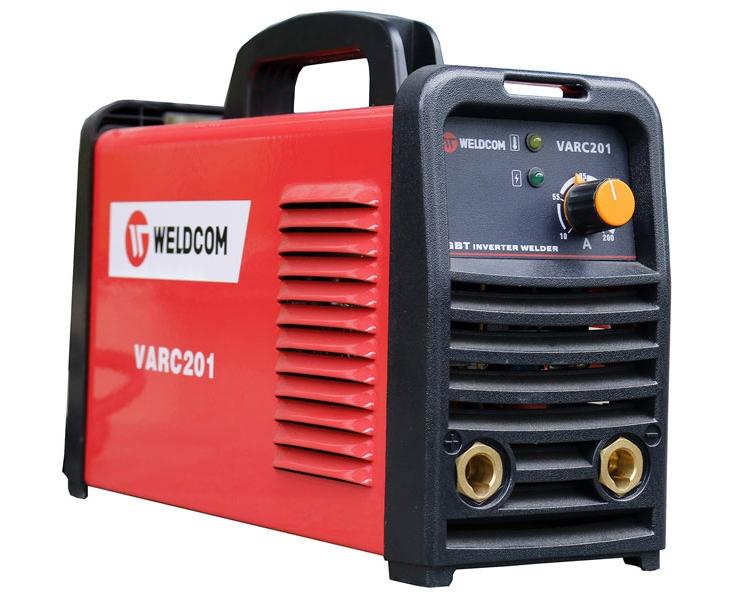 Máy hàn que hồ quang Inverter Weldcom VARC 201