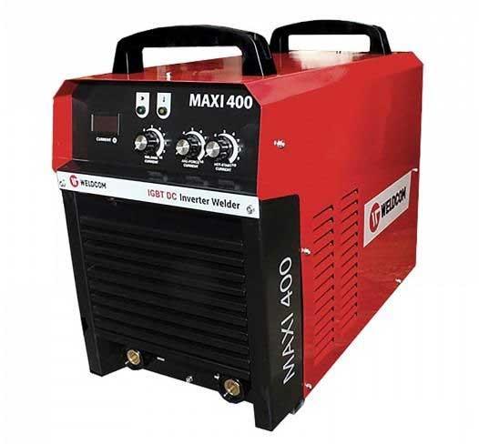 Máy hàn que điện tử Weldcom MAXI 400