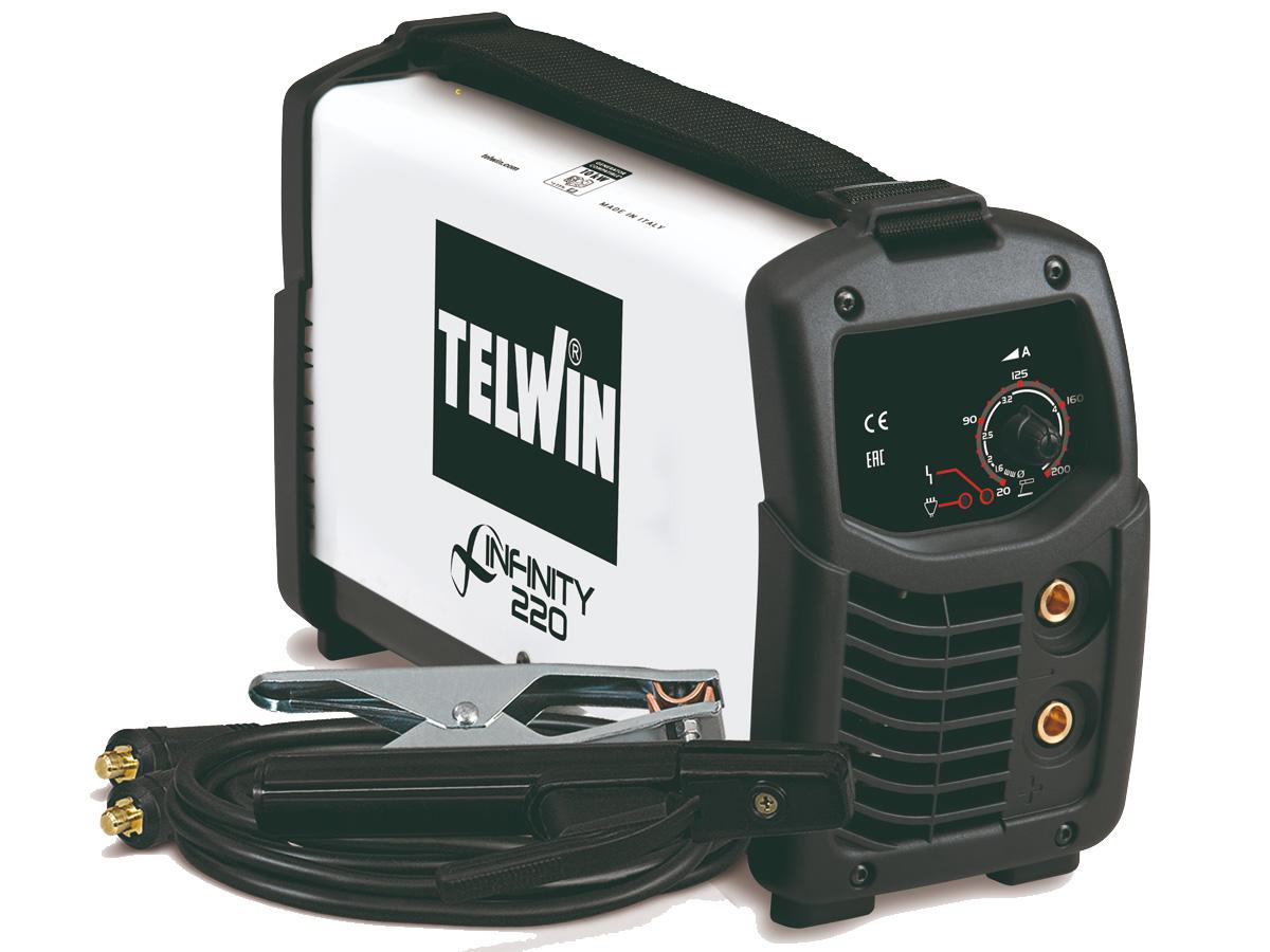 Máy hàn que Telwin INFINITY 220