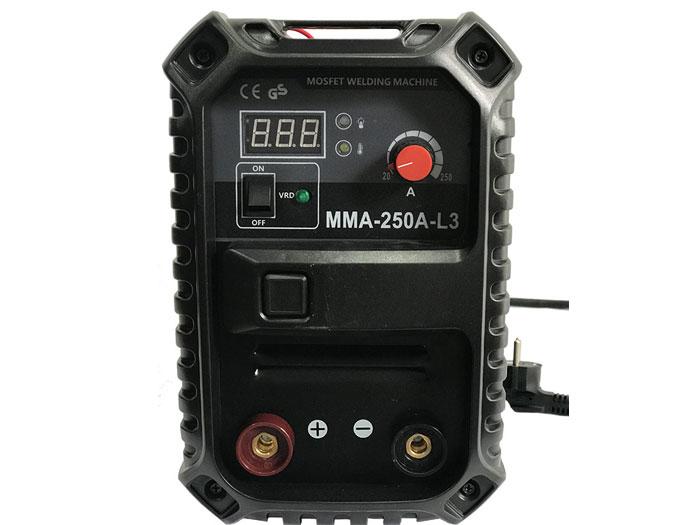 Máy hàn công nghệ Mosfet 250A VAC1203