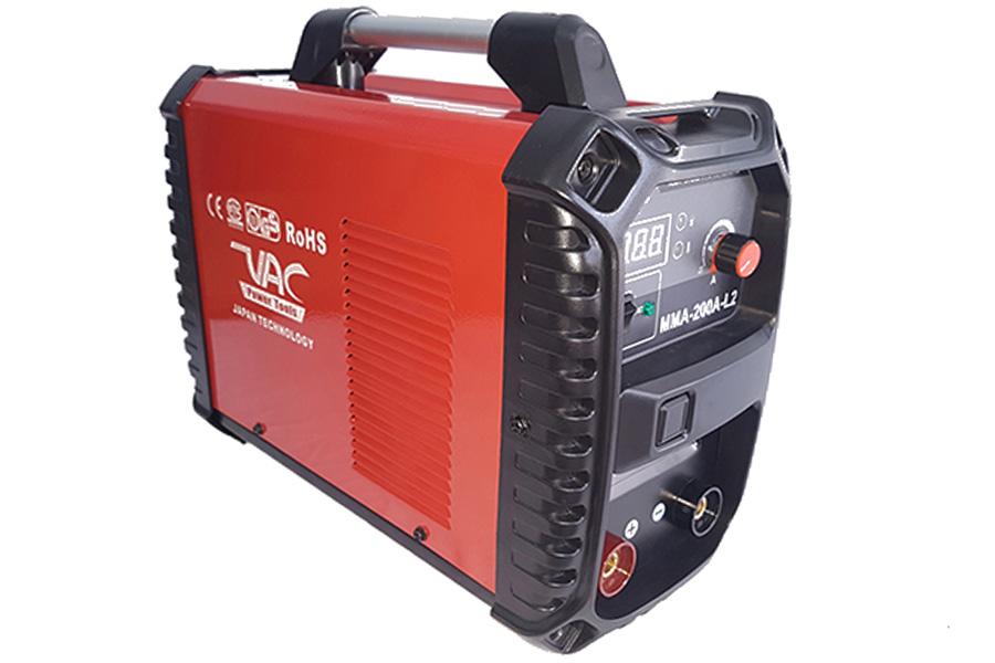 Máy hàn công nghệ IGBT - 200A VAC MMA-200A-L2