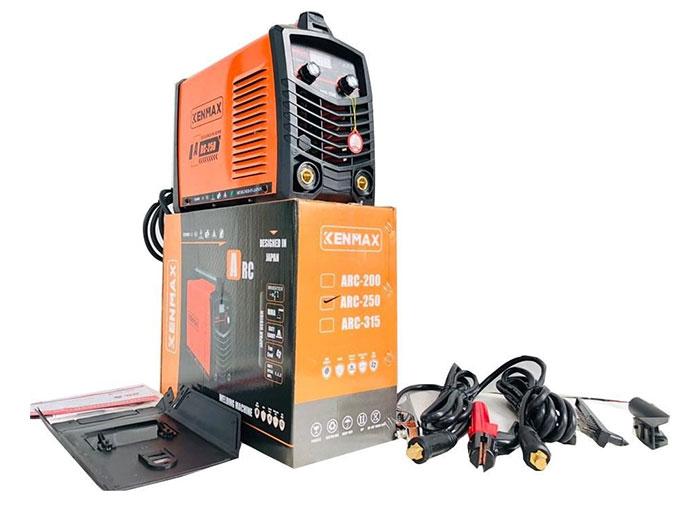 Máy hàn điện tử Kenmax ARC-250A