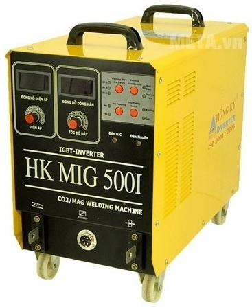 Máy hàn điện tử Hồng Ký HK 500I - IGBT