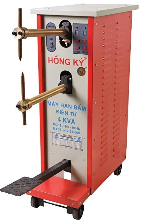 Máy hàn bấm Hồng Ký HK-HB04KB