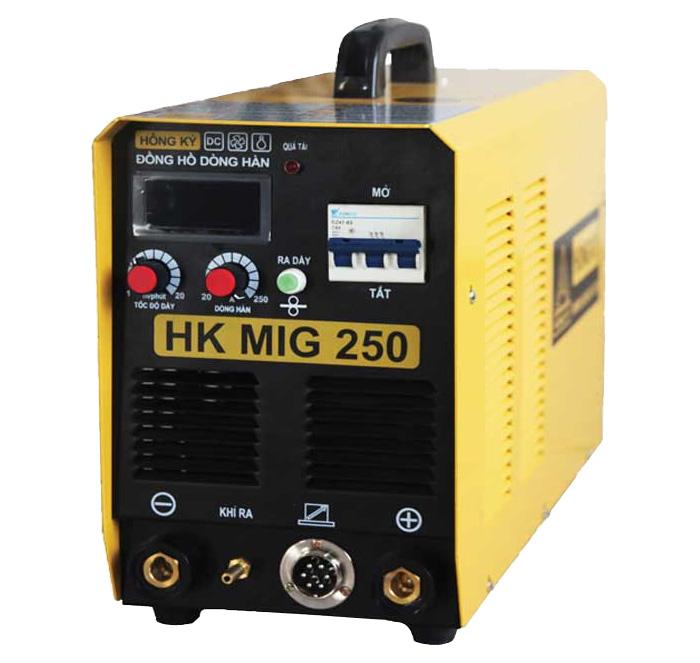 Máy hàn điện tử Hồng Ký HK MIG 250