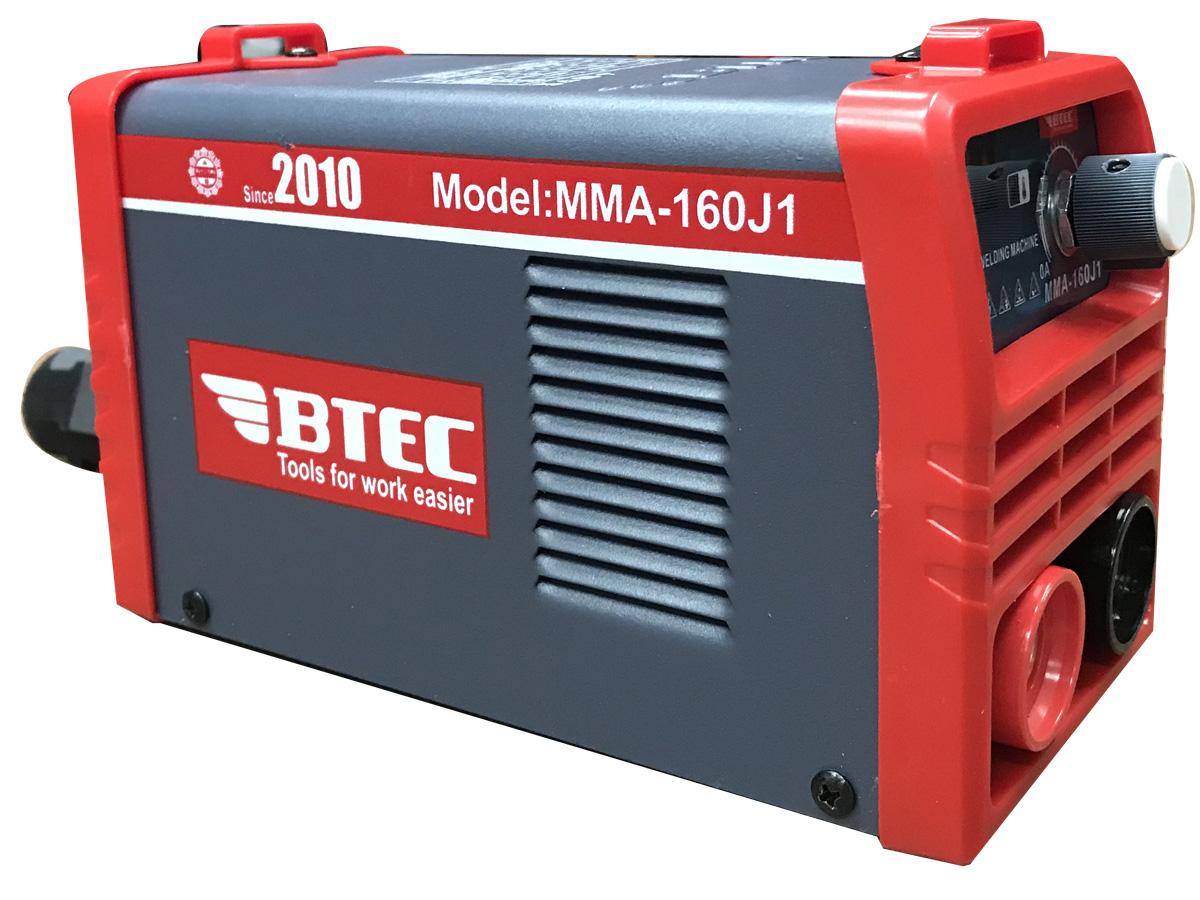 Máy hàn inverter BTEC MMA-160J1