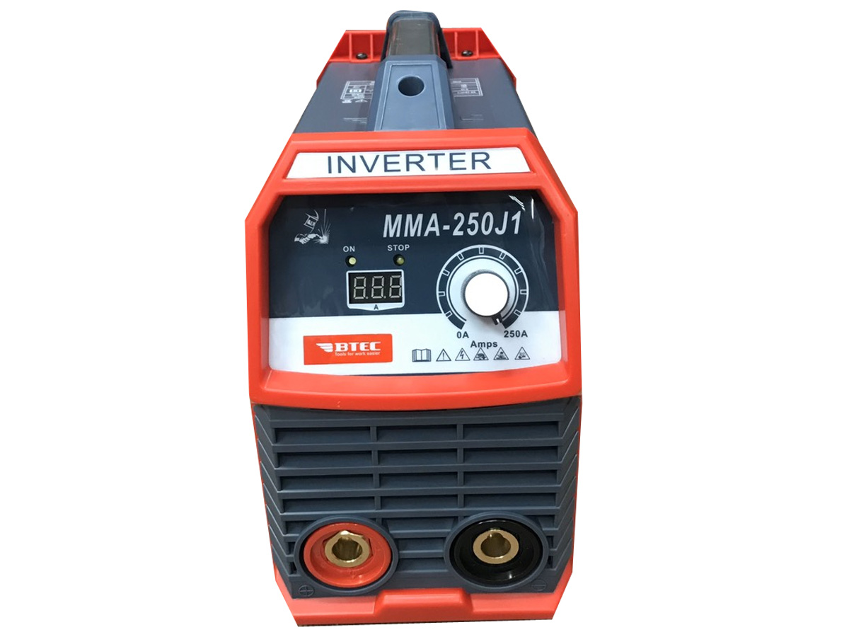 Máy hàn inverter BTEC MMA-250J1