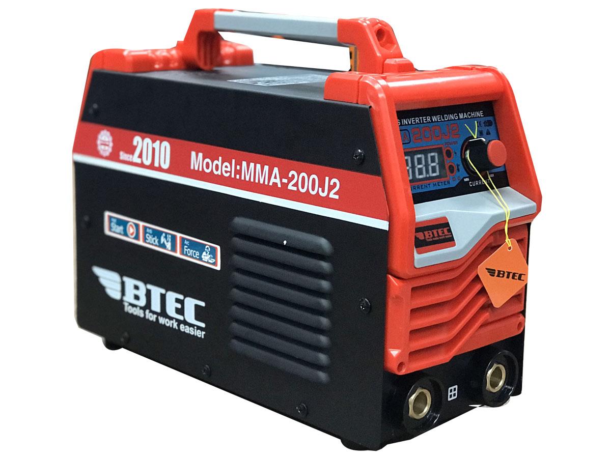 Máy hàn inverter BTEC MMA-200J2