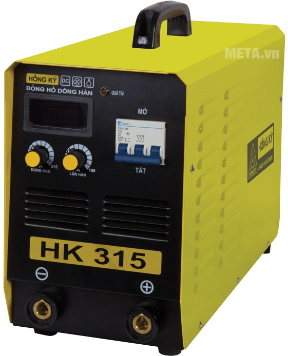 Máy hàn điện tử Hồng Ký HK 315 - 3P380V