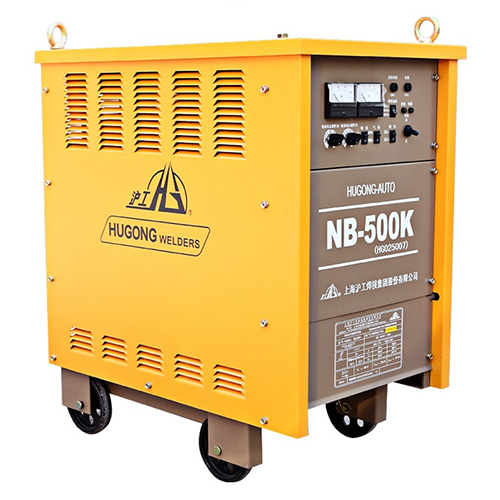 Máy hàn MIG/MAG thyristor DC Hugong NB 500K