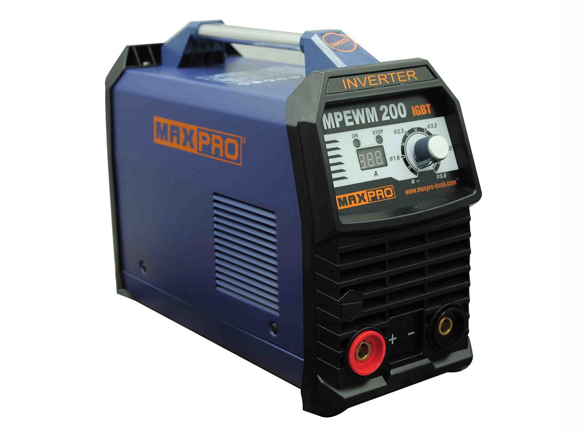 Máy hàn que điện tử Maxpro MPEWM200