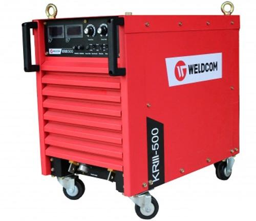 Máy hàn Mig Weldcom KRIII 500 công nghệ Thyristor