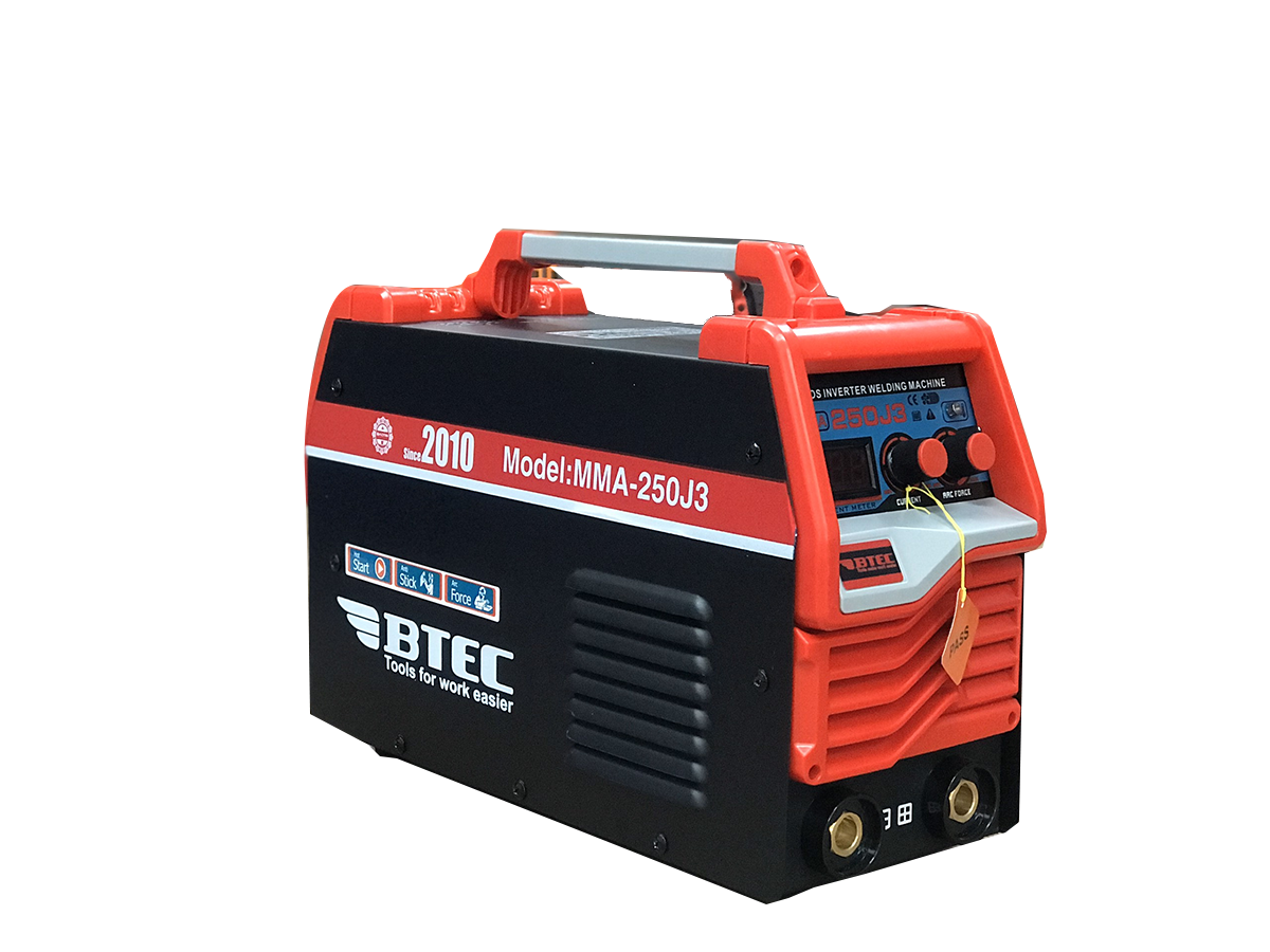 Máy hàn inverter BTEC MMA-250J3