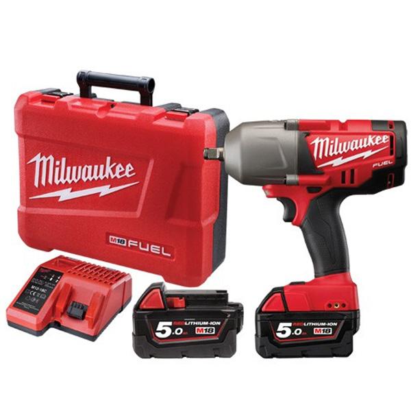 Máy siết bu lông pin Milwaukee M18 FMTIW12-502X