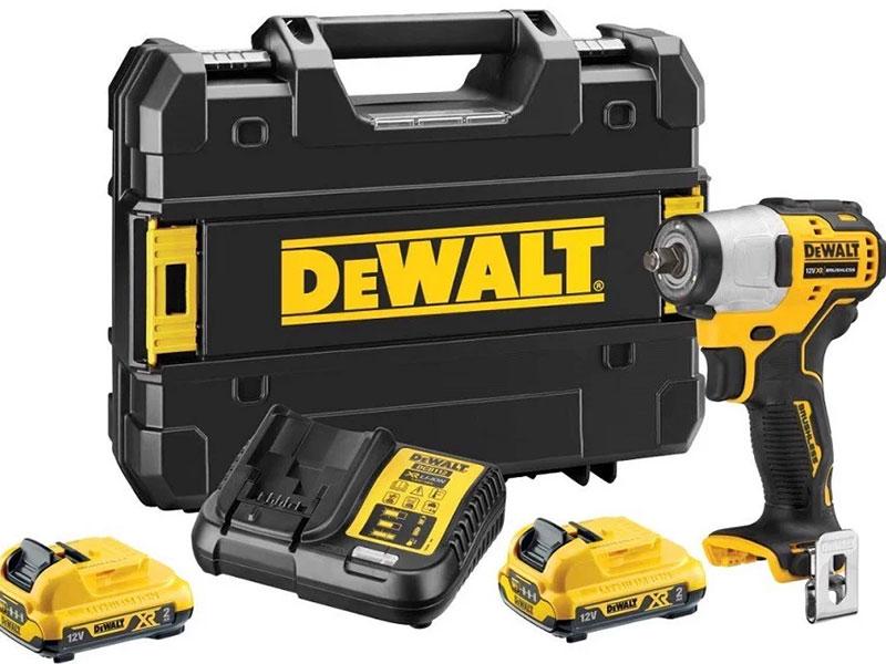 Máy siết bu lông dùng pin Dewalt 12V DCF902D2-KR