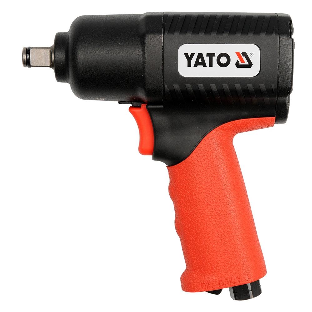 Súng bắn bu lông 2 búa 1/2inch Yato YT-0950