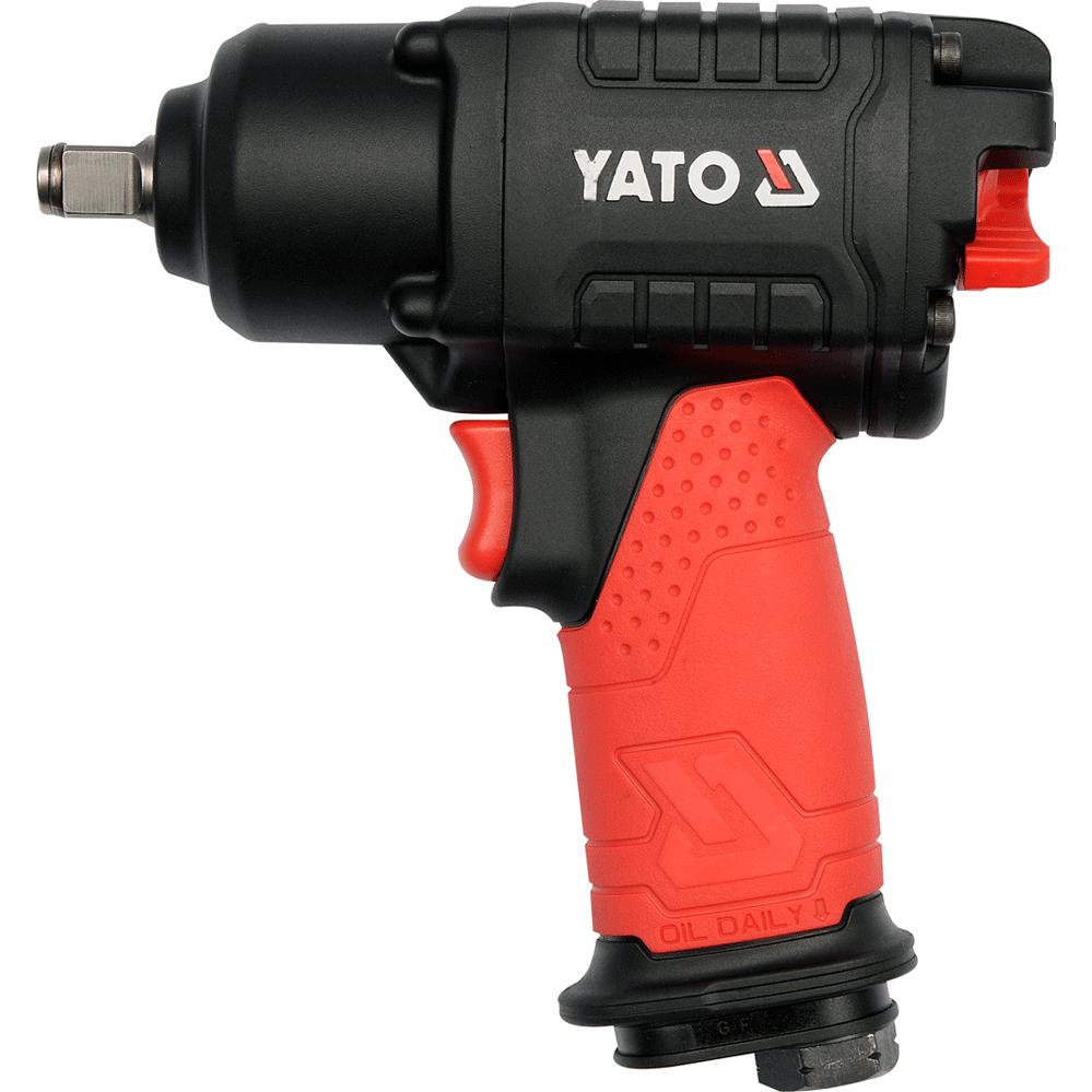 """Súng bắn bu lông 2 búa 1/2"""" 570Nm Yato YT-09505"""