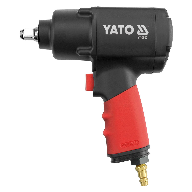 """Súng bắn bu lông 2 búa 1/2"""" Yato YT-0953 1356Nm"""
