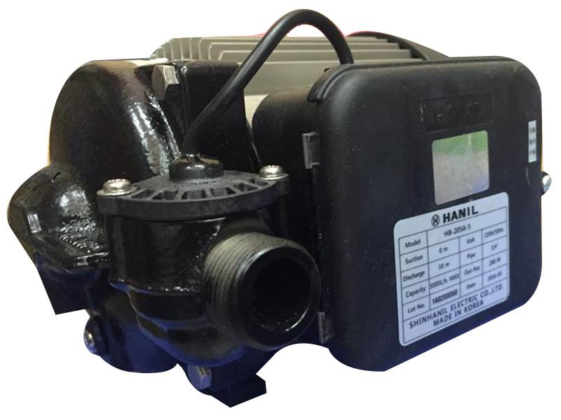 Máy bơm nước tăng áp Hanil HB205A