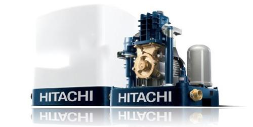 Máy bơm tăng áp Hitachi WM-P750GX-SPV