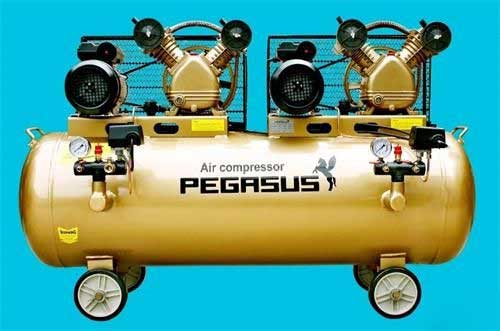 Máy nén khí Pegasus TM-V-0.25/8x2 - 230 lít