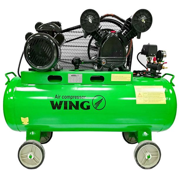 Máy nén khí dây đai WING TW-V-0.12/8 (70 lít)