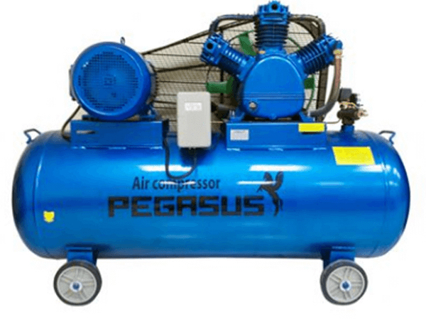 Máy nén khí dây đai Pegasus TM-W-0.36/8-180L (4HP)