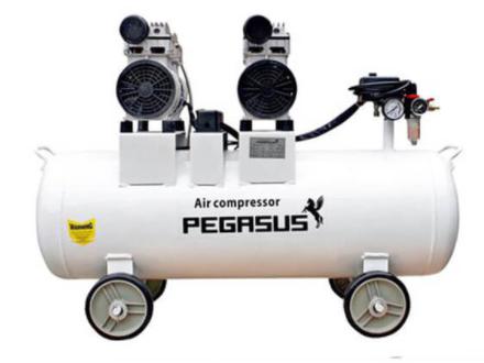 Máy nén khí Pegasus TM-OF750x2 - 70L